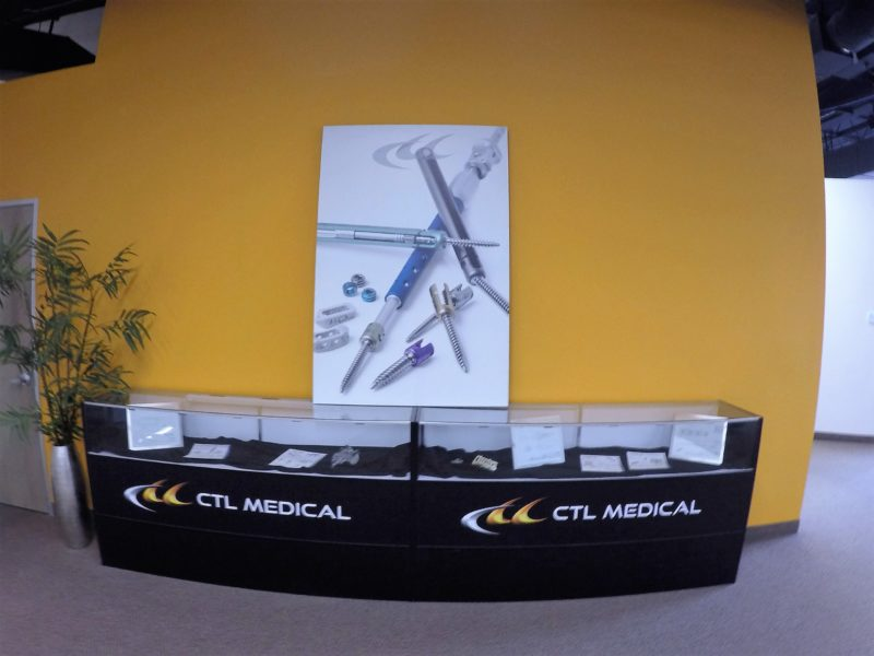 CTL Medical Corp Offices