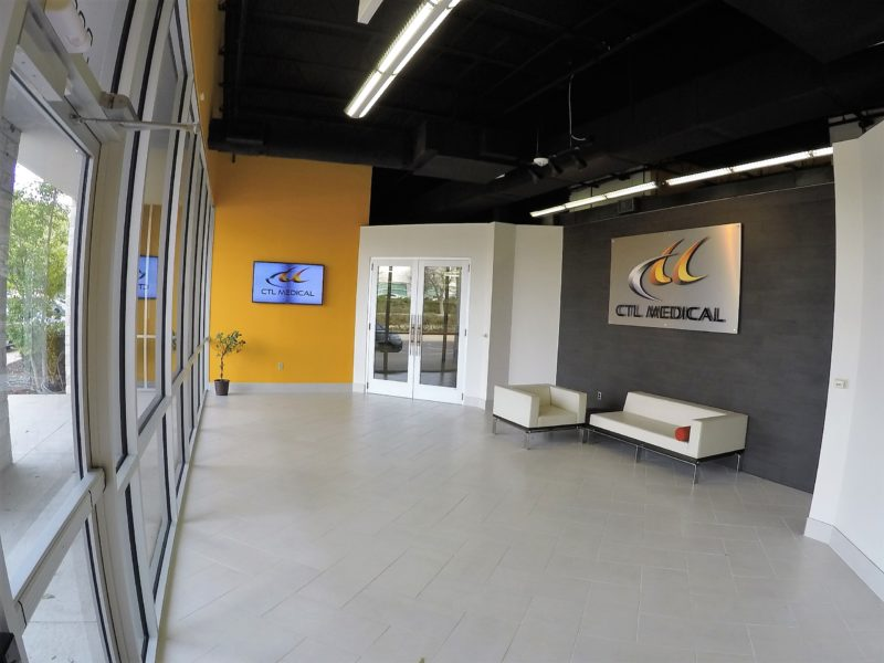 CTL Medical Lobby